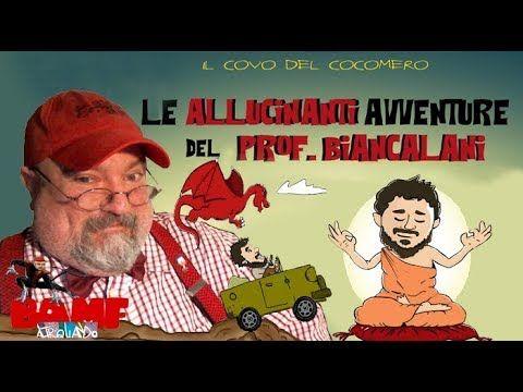 BAMF – Le allucinanti Avventure del Prof. Biancalani [ de Il Covo del Co...