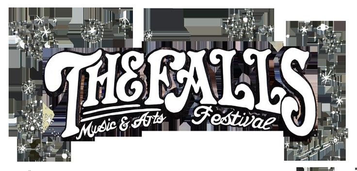 The Falls Festival website allows you to customise your very own festival poster from the lineup, and send to your friends.