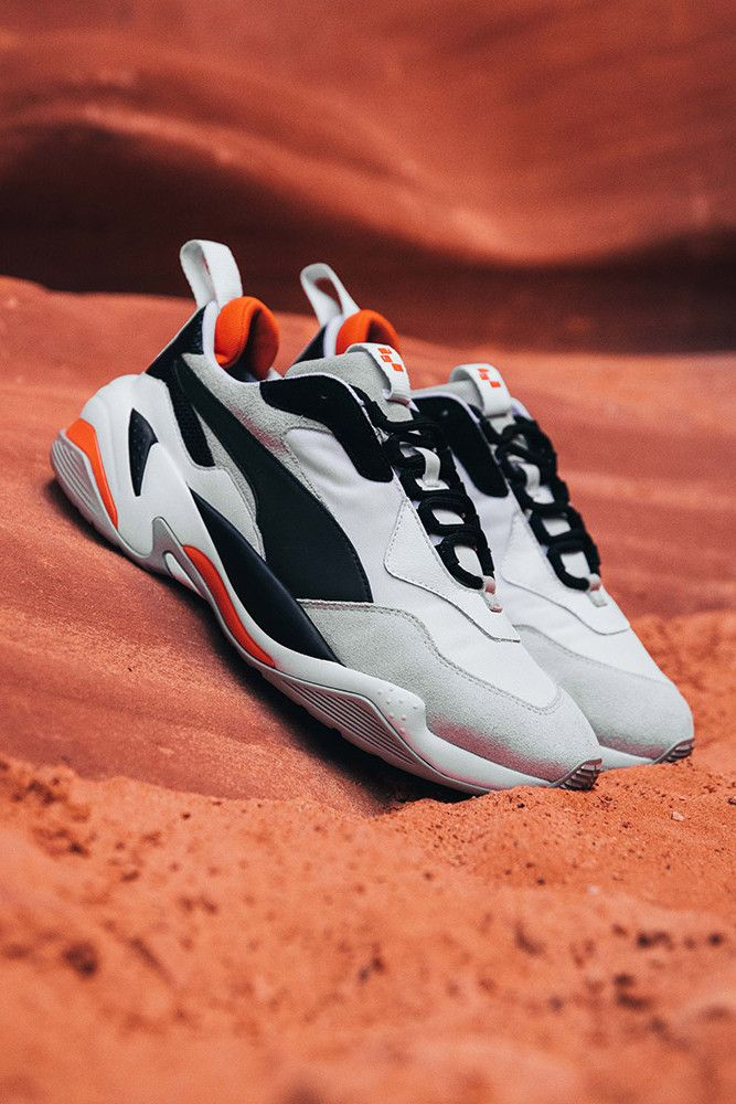 f3194dbca41 Sneakerness PUMA Thunder Astroness Release Sneakers Footwear Germany Kicks  France Francky B Marseille Alonzo Mars Space Sand Instagram collaboration  ...