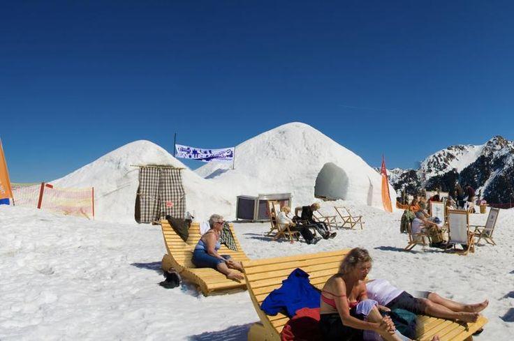 Attend Snowbombing, Mayrhofen, Austria