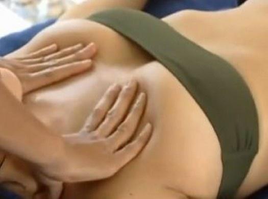 Breast Enlargement Massage