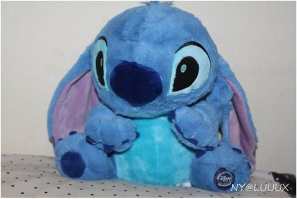 Disney Store Stitch Stuffed Animal | LUUUX