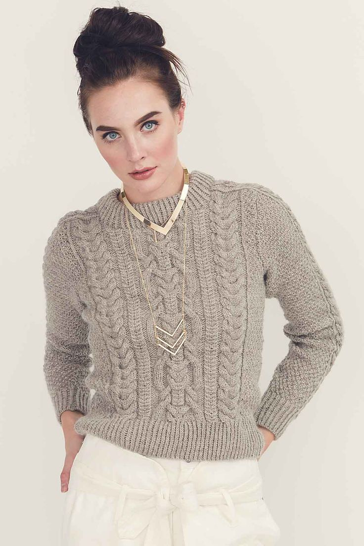 239 best sweater knitting patterns images on pinterest shirts love love love linda marvengs eira pullover from knitwear fallwinter bankloansurffo Images