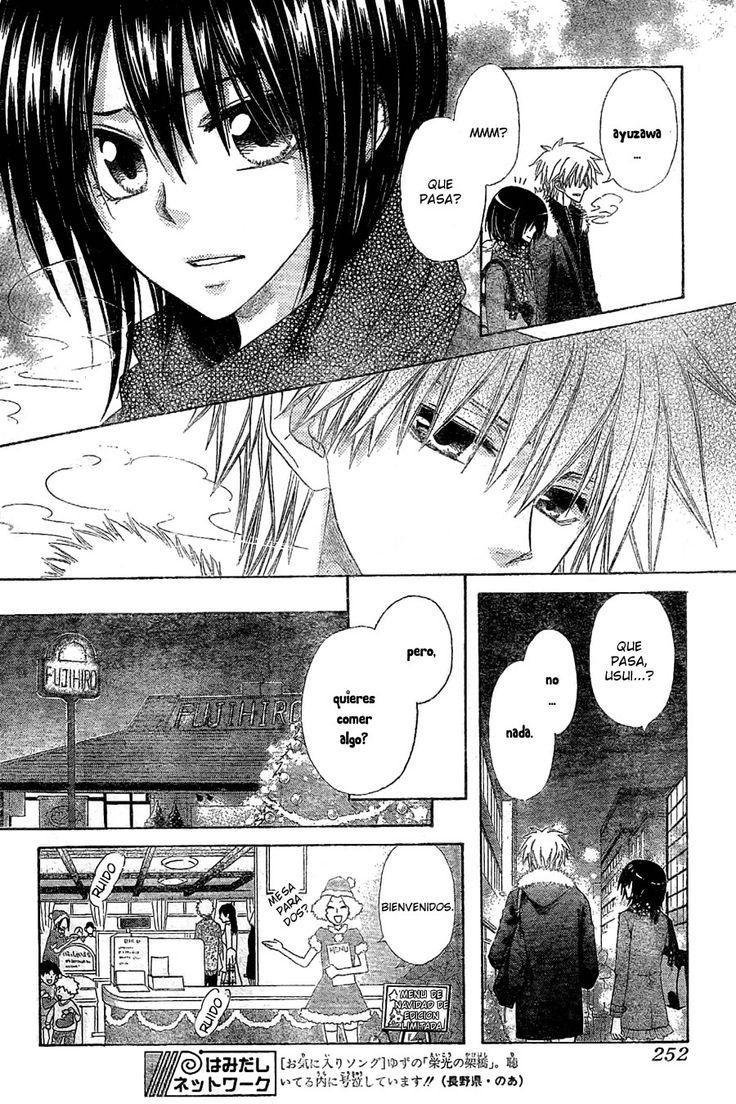 Página 13 Kaichou wa Maidsama! Capítulo