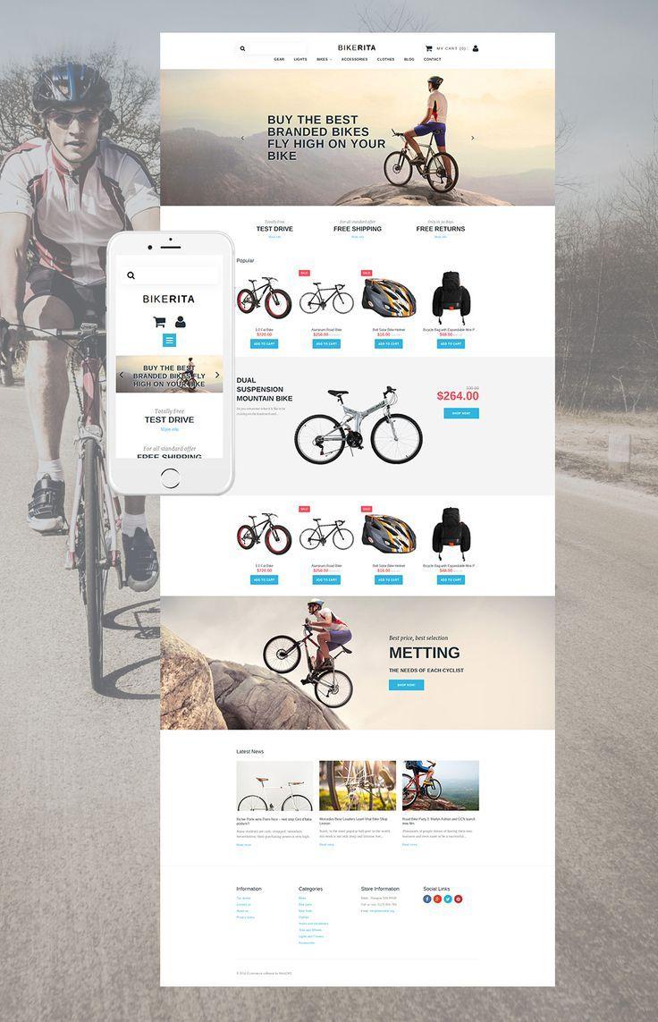 Cycling Gear Website Cycling Website Website Fur