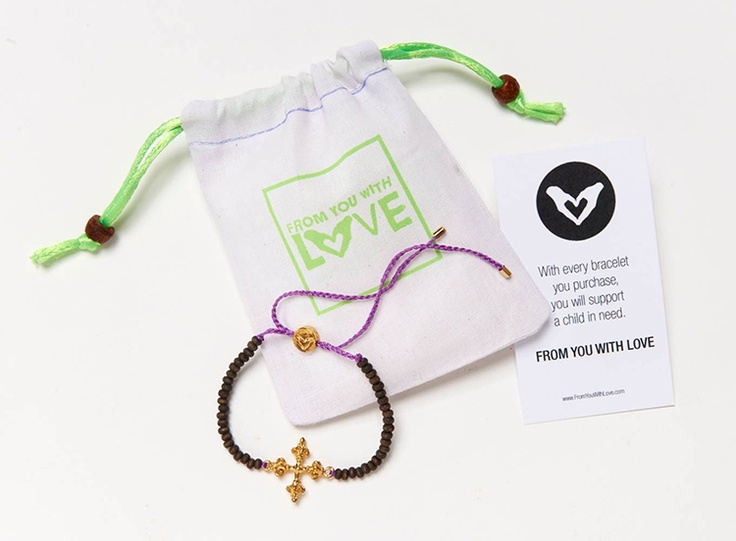 Our From You With Love Charity Bracelets are now available on our website in Purple and Grey. 'From You With Love' is a foundation set up by Sabine Roemer & Team dedicated to help children in the Ladakh area of North India, especially those affected by the flood disaster of 2010.   http://www.wellicious.com/accessories/wellicious-from-you-with-love-bracelet-women.html http://www.wellicious.com/accessories/wellicious-from-you-with-love-bracelet-men.html