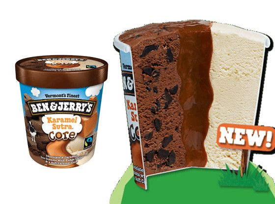 Ben and Jerry's, Core, Ice Cream... this has to happen!