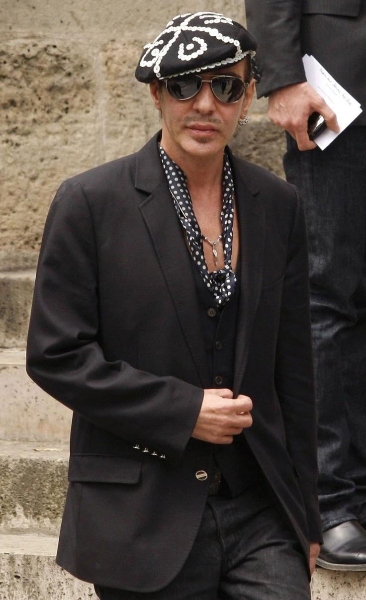 Nice 2 Look - Модный блоХ: Джон Гальяно возвращается!