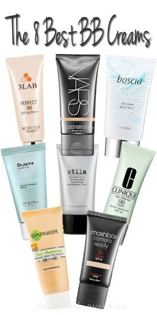 Beauty Must: The 8 Best BBCreams for Your Skin.