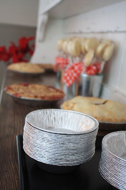 The Sprouted Root: huck FINN party. Eat out of pie tin plates!