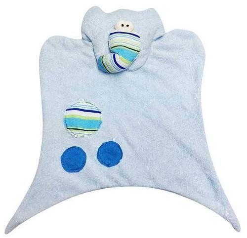 muñeco de apego en toalla para bebés, baby shower. nacimient
