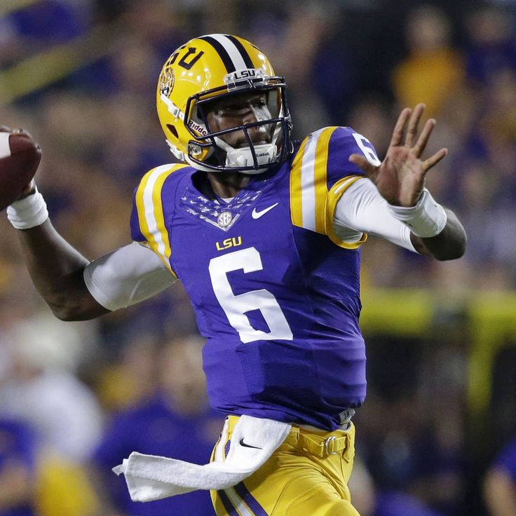 LSU has a starting quarterback. And his name is not Brandon Harris.   That is a problem.   Sophomore Anthony Jennings got the starting nod from  Les Miles  against New Mexico State...
