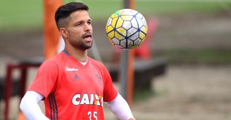 Flamengo trabalha jogadas ofensivas em 1º treino visando o Santa Cruz