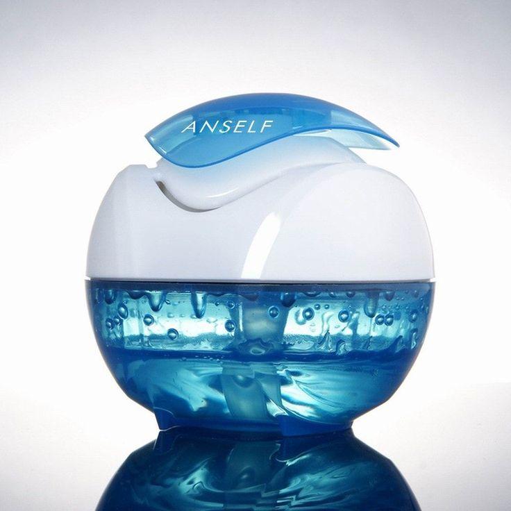 Home Portable Air Purifier Ball - Negative Ion Generator Oxygen Bar