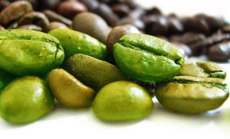 Узнайте, как можно похудеть с зелёным кофе - с натуральным и эффективным средством контроля за весом