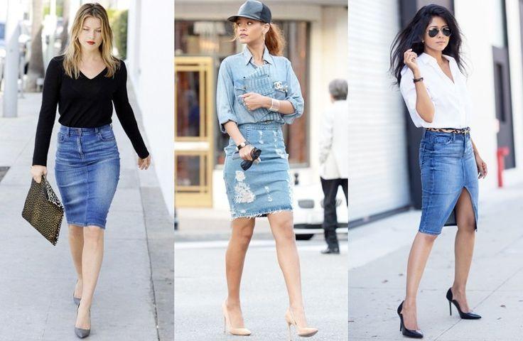 Джинсовые юбки снова в моде http://got.by/1nyqoj  Джинсовые юбки 2017 могут быть мини, карандашом, с передними кнопками, слегка разорванными, с карманами, с высокой талией. Подобрать себе юбку можно здесь » http://got.by/1nyqoj {{AutoHashTags}}