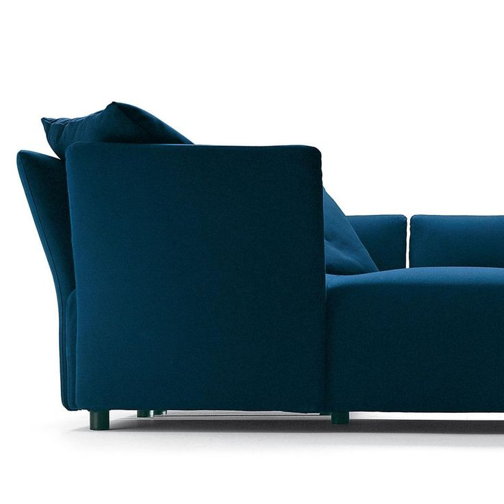 Tuareg   Designed By Vico Magistretti · Blue FurnitureItalian  FurnitureFurniture DecorModern FurnitureModular SofaSofa ...