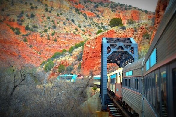 Verde Canyon Railroad Starlight Tour