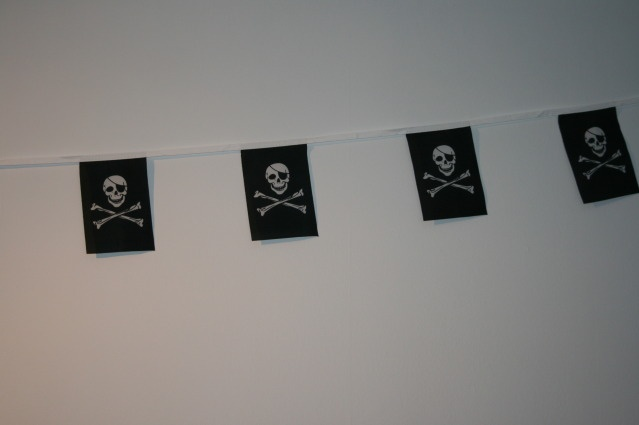Piratflags from http://www.grenes.dk/