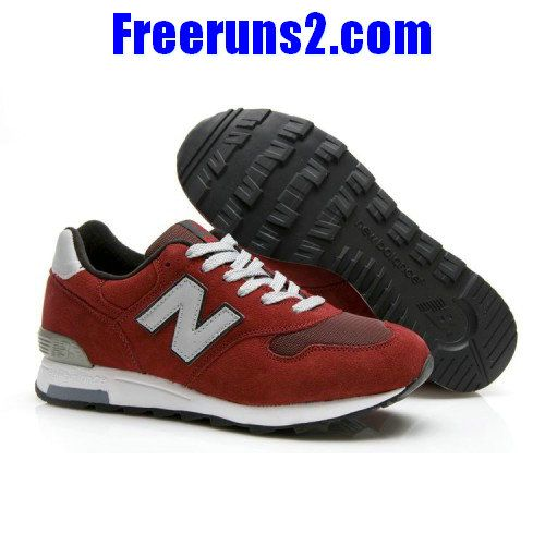 New Balance x J.Crew M1400NV Shawn Yue White Red Men Sneakers