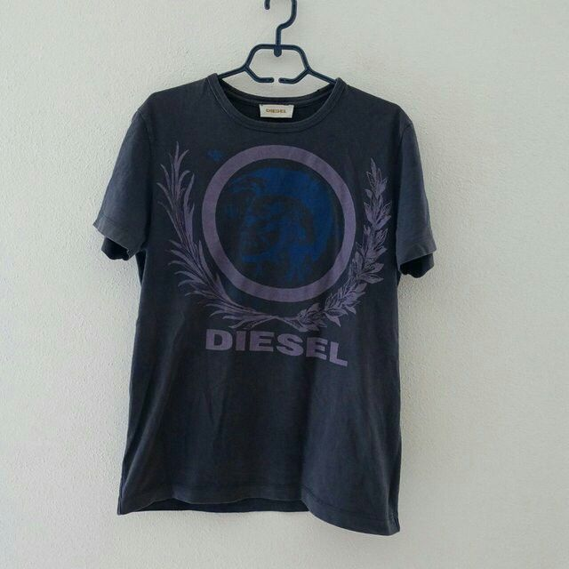T-shirt DIESEL  #t-shirt #diesel #tsober #navyblue #short #sleeves #diesel #store #sold-out