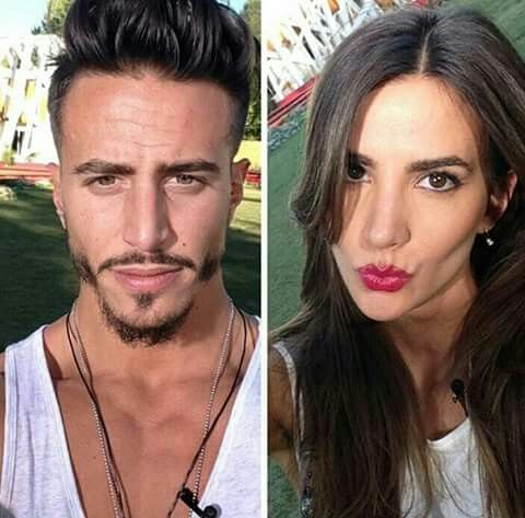 Marco Ferri ♥ & Aylen Milla ♥ lindos