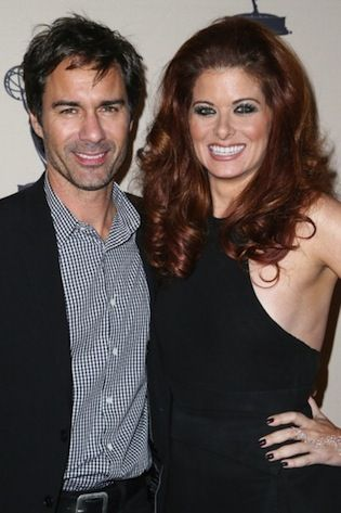 Debra Messing and Eric McCormack 'Will & Grace' reunion!