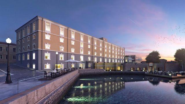 Το HYDRAMA GRAND HOTEL ανοίγει τις πύλες του! - Proklitiko.gr