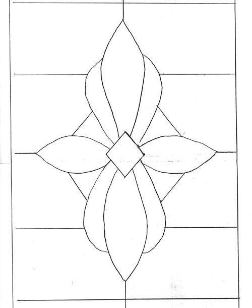 Sidelight-pattern and directions for making your own #