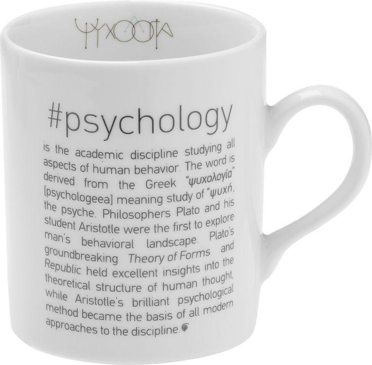Mug #psychology
