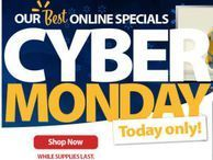 PC still reigns supreme for Cyber Monday shoppers Only about 20 percent of people are using a smartphone to make a purchase on Cyber Monday, and another 14 percent are using a tablet.