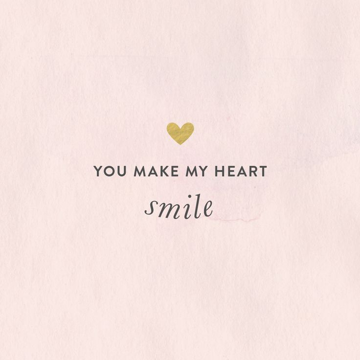 He Made Me Smile Quotes