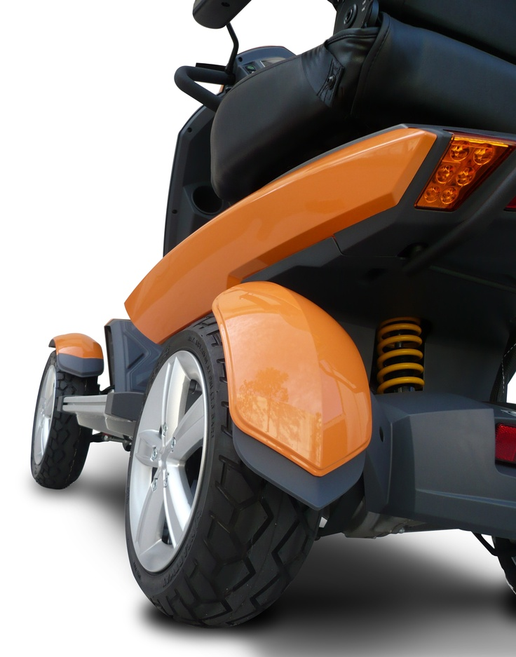 S12 Vita™ Electric Mobility Scooter presented by ElderLuxe
