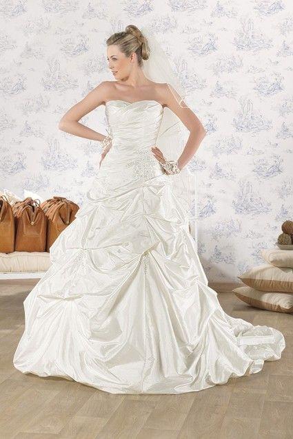 robe de mariée orpierre
