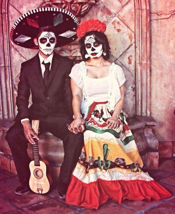 """Dia de Los muertos """"never ending love"""""""