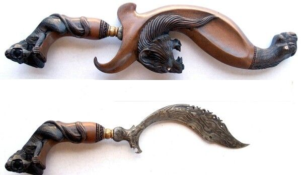 Kujang #blade #weapon