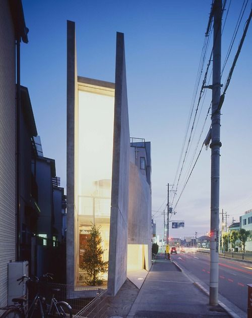 Designs In Narrow House Japan on tall skinny building in japan, houses in tokyo japan, narrow house interior design, micro houses in japan, small apartment building in japan,
