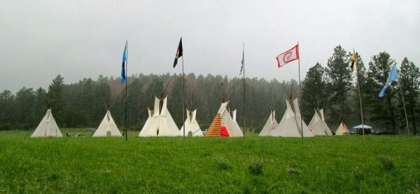 Rosebud Sioux Tribe Hosting Spirit Camp to Oppose Keystone XL Pipeline: MSNBC's Ed Schultz to Attend