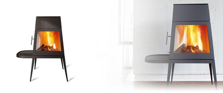 Kominek SHAKER Projektant: Antonio Citterio & Toan Nguyen