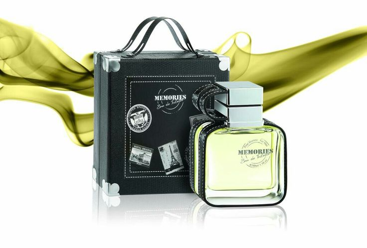 Emper Memories for Men Edt 100 ml. Marinated Notes, Lavender & Musk.