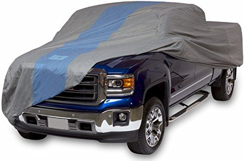 "Duck Covers A1T197 Defender Pickup Truck Cover for Standard Cab Trucks up to 16' 5"". For product info go to:  https://www.caraccessoriesonlinemarket.com/duck-covers-a1t197-defender-pickup-truck-cover-for-standard-cab-trucks-up-to-16-5/"