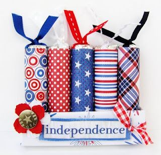 JulyLifesaver Firecracker, Parties Favors, Scrapbook Paper, 4Th Of July, July 4Th, Home Parties, Independence Day, Life Savers, Candies Favors
