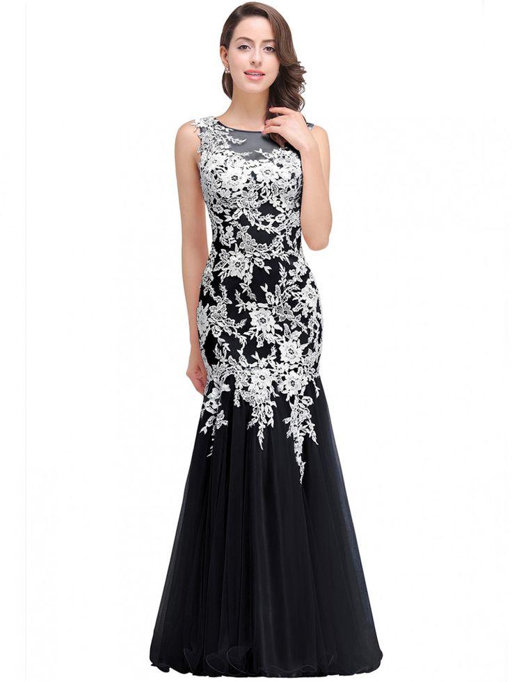 15 Abendkleider In Schwarz in 2020 | Abendkleid schwarz