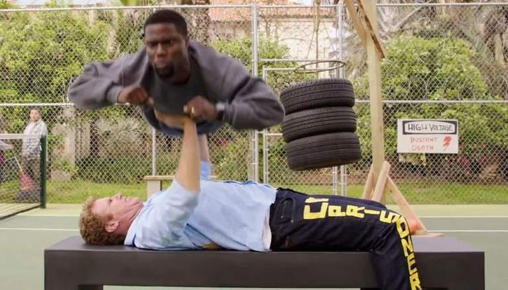 Get Hard: Will Ferrell and Kevin Hart are Not that Hard