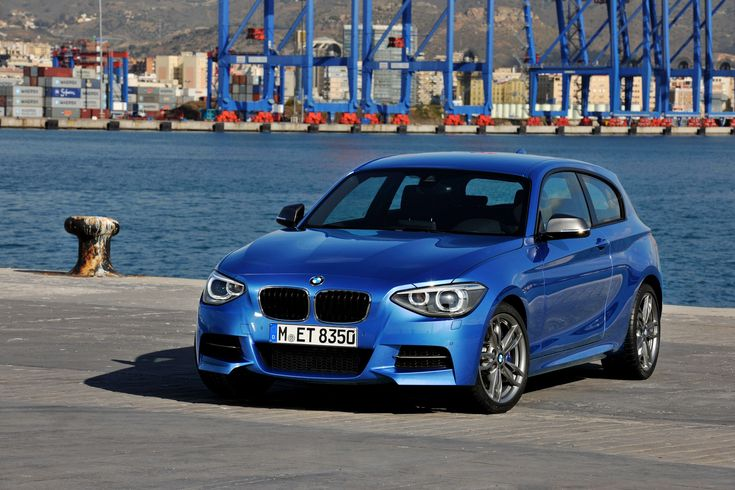 BMW M135i from 0-260 km/h (Video)