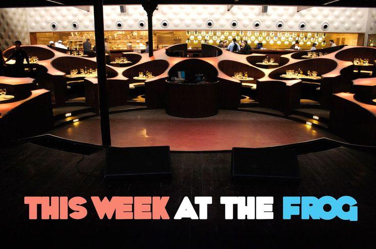 Amedeo Liberatoscioli: Blue Frog Mumbai, Maharashtra | India |  Il Blue Frog Lounge combina uno spazio di prestazioni, sala da pranzo, dance floor, e studio di registrazione all'interno di una fabbrica ristrutturata, nel cuore di Mumbai.