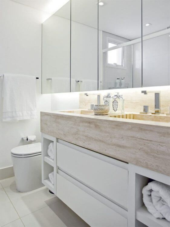 Home Bathroom Remodel – Remodeling the bathroom was once seen as a needless luxury. There are many that dream with a beautiful, practical bathroom and that is not a luxury for them. It is a necessity and a desire. After all, the bathroom is an intimate space, many times the only one where you can truly ... Read more #dreambathrooms