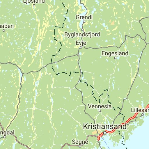 Information about things to do in Kristiansand, the southernmost city in Norway.