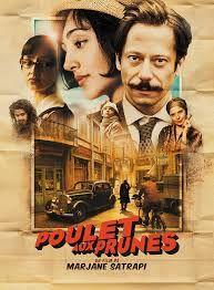 """#Programa // Huella Sonora presenta la música de """"Pollo con Ciruelas"""" (Poulet Aux Prunes) hoy 8 pm escucha"""