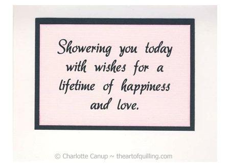 Wedding Shower Images